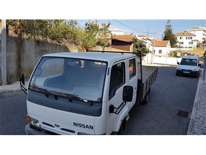 Nissan Cabstar 6 LUGARES / GARANTIA