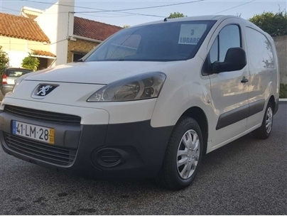 Peugeot Partner 1.6 hdi Longa/Garantia/Frio/Iva