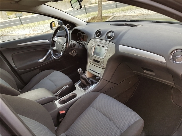 Ford Mondeo SW 1.8 tdci 125.cv / Garantia