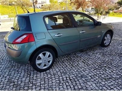Renault Mégane 1.5DCI GARANTIA