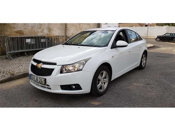 Chevrolet Cruze 1.6 / GPL / GARANTIA