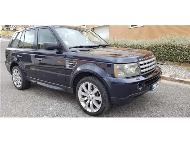 Land Rover Range Rover Sport 2.7TDV6 Garantia/Nacional