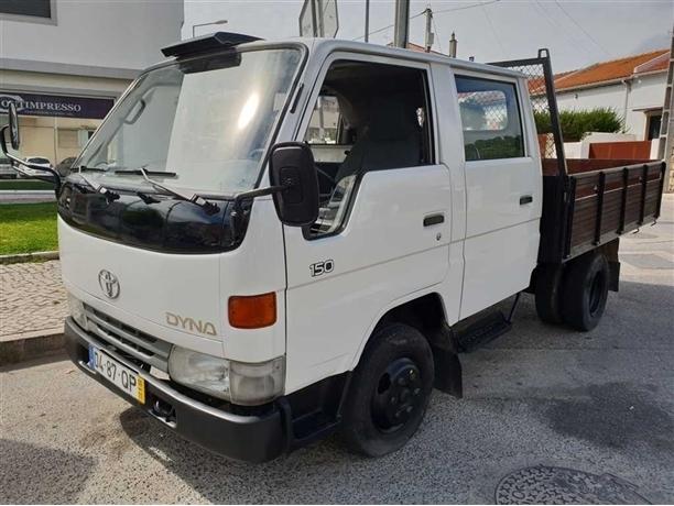 Toyota Dyna 150 c/aberta 6 lug/ garantia