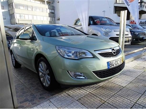 Opel Astra SPORTS TOURER 1.7 CDTI COSMO 130 CV