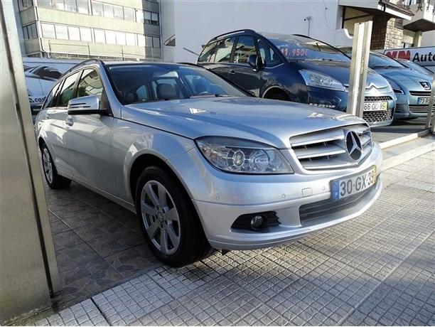 Mercedes-Benz Classe C  C220 CDI CLASSIC NACIONAL 170 CV