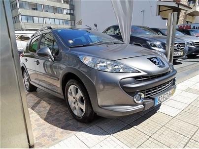 Peugeot 207 1.6 HDI OUTDOOR NACIONAL 1 DONO 90000 KMS