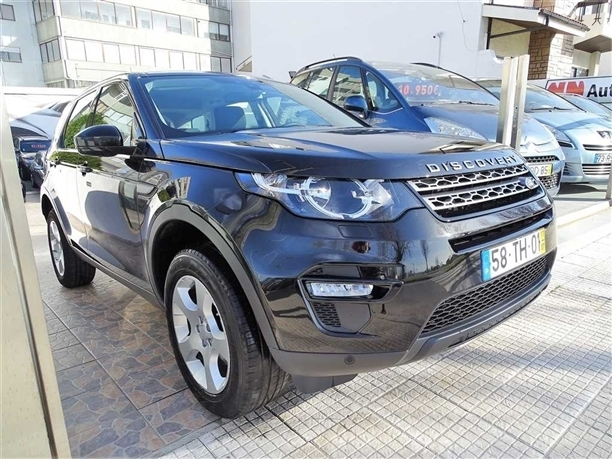 Land Rover Discovery Sport 2.0 ED4 HSE NACIONAL 1 DONO 47000 KMS
