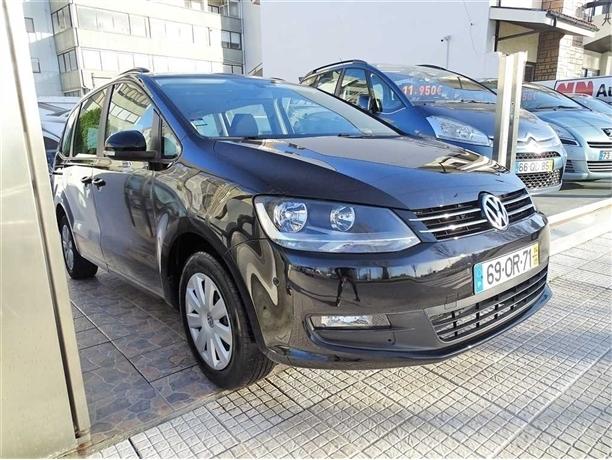 Volkswagen Sharan 2.0 TDI CONFORTLINE BLUEMOTION NACIONAL 7L 90000 KMS