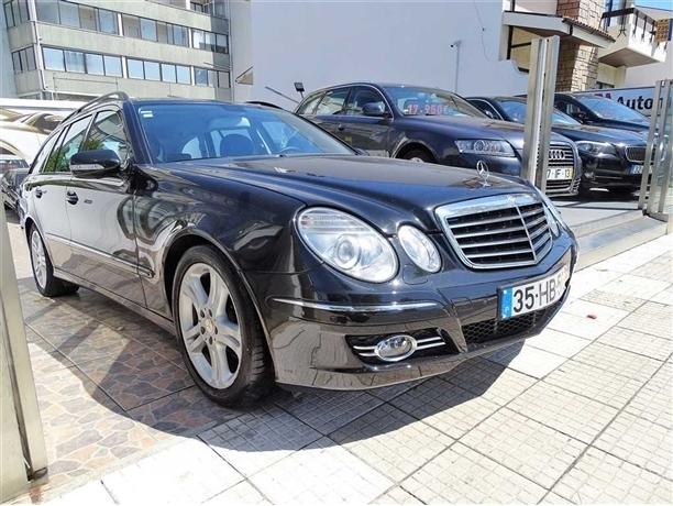 Mercedes-Benz Classe E E 320 CDI AVANTGARDE V6 NACIONAL FACELIFT