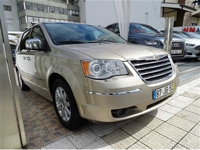 Chrysler Grand Voyager 2.8 CRD ATX LIMITED STOW AND GO NACIONAL 1 DONO 98000 KMS