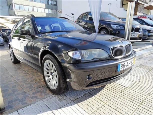 BMW Série 3 dA PACK SPORT TOURING AUTO