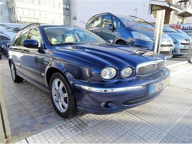 Jaguar X-Type 2.0 D SPORT ESTATE NACIONAL 1 DONO