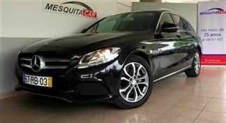Carro usado, Mercedes-Benz Classe C 180 BlueTEC (115cv) (5p)