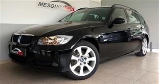 Carro usado, BMW Série 3 318 d Touring Dynamic (143cv) (5p)
