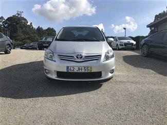 Carro usado, Toyota Auris 1.4 D-4D Exclusive+P.Sport (90cv) (5p)