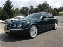 Carros usados, Jaguar S-Type executivo