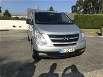 Carros usados, Hyundai H1 Starex 2.5 CRDi (136cv) (4p)