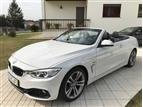 Carros usados, BMW Série 4 420d Cabrio 76.000km