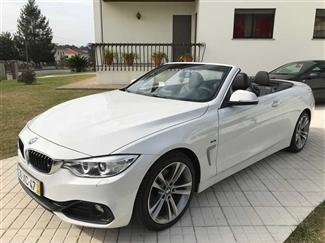 Carro usado, BMW Série 4 420d Cabrio 76.000km