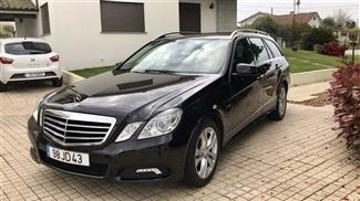 Carro usado, Mercedes-Benz Classe E 220 CDI 7 Lug. Avantgarde