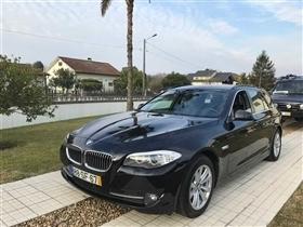 Carros usados, BMW Série 5 520 d (184cv) (5p)