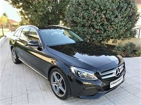Carro usado, Mercedes-Benz Classe C 220 BlueTEC Avantgarde (170cv) (5p)