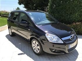Carros usados, Opel Zafira 1.7 CDTi Cosmo (125cv) (5p)