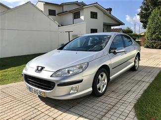 Carro usado, Peugeot 407 1.6 HDi Executive (109cv) (4p)