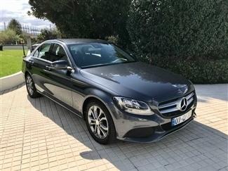 Carro usado, Mercedes-Benz Classe C 220 BlueTEC (170cv) (4p)