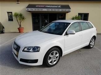 Carro usado, Audi A3 SB 2.0 TDI Ambiente S-Tronic (140cv) (5p)