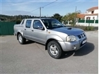 Carros usados, Nissan Pick-Up 2.5 TD CD Navara Sport (133cv) (4p)