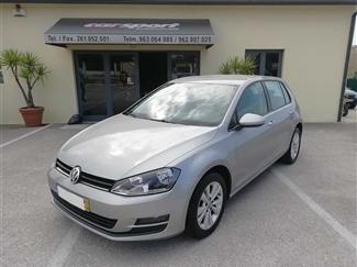 Carro usado, Volkswagen Golf 1.6 TDi Confortline (105cv) (5p)