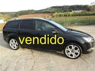 Carro usado, Ford Focus Station 2.0 TDCi Titanium PowerShift (136cv) (5p)