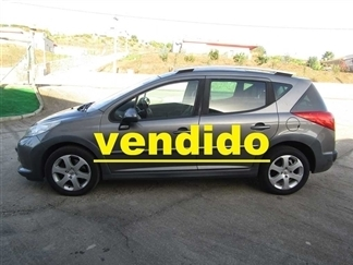 Carro usado, Peugeot 207 SW 1.6 HDi Outdoor (90cv) (5p)