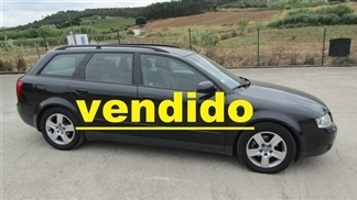 Carro usado, Audi A4 Avant 1.9 TDi M6 Sport (130cv) (5p)