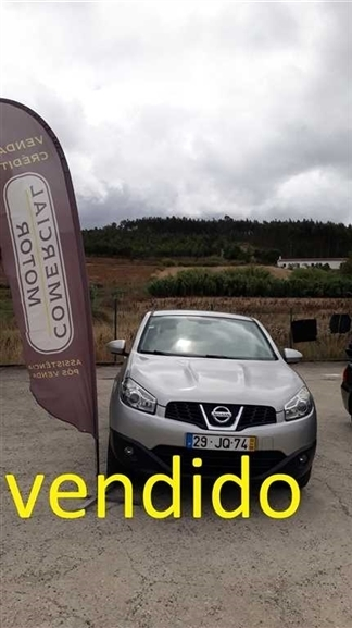 Carro usado, Nissan Qashqai 1.5 dCi Tekna Premium 17 (106cv) (5p)