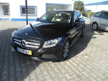 Carros usados, Mercedes-Benz Classe C 180 BlueTEC Exclusive (115cv) (5p)