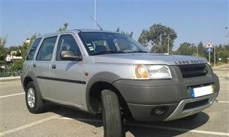 Carro usado, Land Rover Freelander 2.0 di (97cv) (5p)