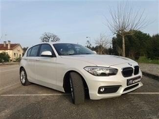 Carro usado, BMW Série 1 116 d Line Urban (116cv) (5p)
