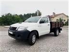 Carros usados, Toyota Hilux 2.5 D-4D 4WD CS CM AC (144cv) (2p)