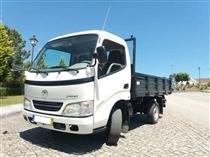 Carros usados, Toyota Dyna S CS 30.23 (88cv) (2p)