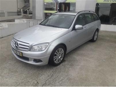 Mercedes-Benz Classe C 220 CDi Classic BlueEfficiency (170cv) (5p)