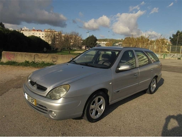 Citroen Xsara Break 1.4 HDi SX Plus (69cv) (5p)