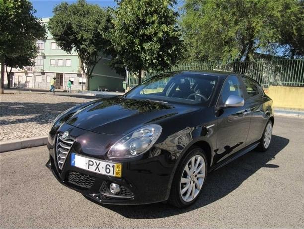 Alfa Romeo Giulietta 2.0 JTDm Exclusive (150cv) (5p)