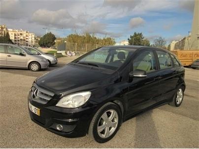 Mercedes-Benz Classe B 180 CDi Executive (109cv) (5p)