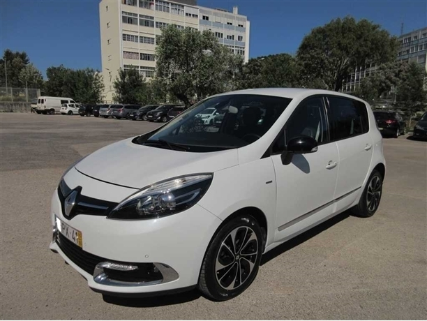 Renault Scénic 1.6 dCi Bose Edition SS (130cv) (5p)