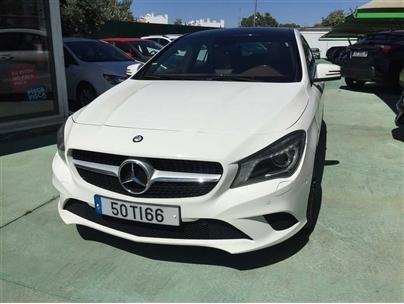 Mercedes-Benz Classe CLA 220 CDi AMG Line Aut.111g (170cv) (4p)