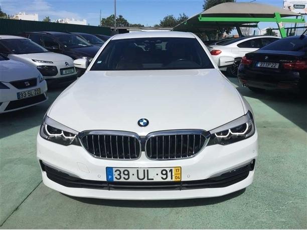 BMW Série 5 520 d Line Luxury Auto (190cv) (4p)