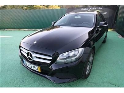 Mercedes-Benz Classe C 200 BlueTEC 7G-TRONIC (136cv) (5p)