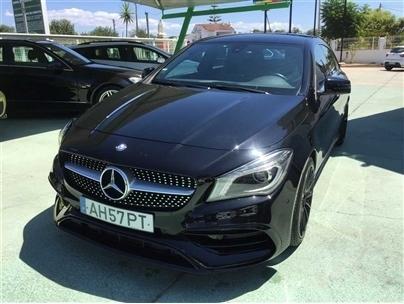 Mercedes-Benz Classe CLA 200 CDi (136cv) (5p)